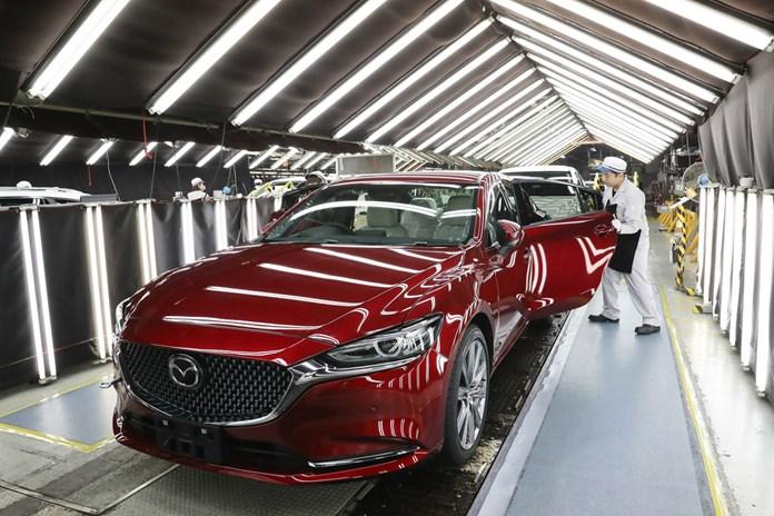 Mazda 50 de milioane