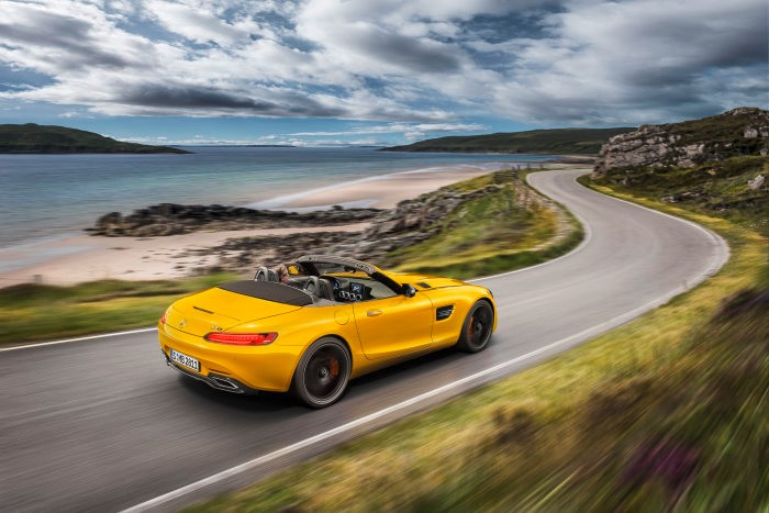 Mercedes-AMG GT S Roadster (1)