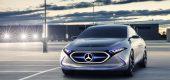 Mercedes-Benz va construi compacta electrică EQA în Franța
