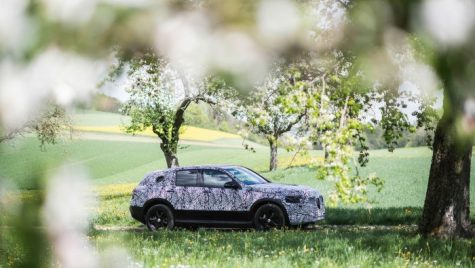 Mercedes-Benz EQC intră în ultima sesiune de teste înainte de producție