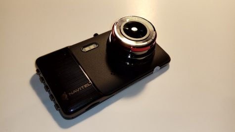 Test video camera Navitel R800