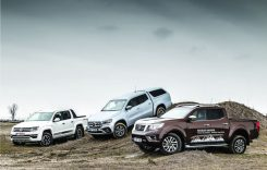 Test comparativ Noul Mercedes X-Class vs Nissan Navara, VW Amarok