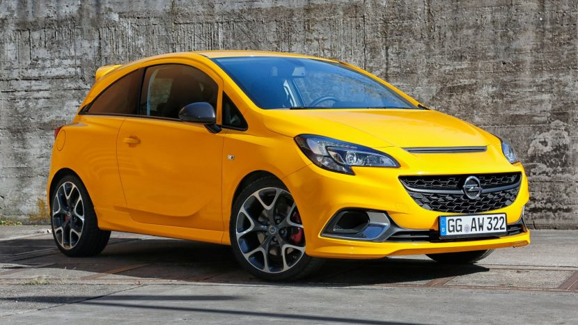 Opel Corsa GSi (2)