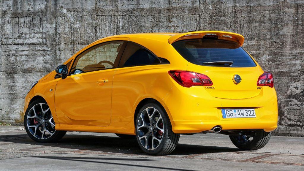 Opel Corsa GSi (3)