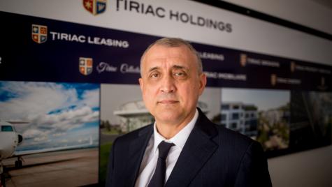 Petru Văduva revine la conducerea Grupului Țiriac pentru al treilea său mandat
