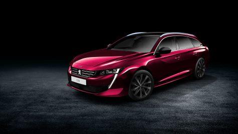 Peugeot 508 break ar putea fi prezentat în toamnă la Paris
