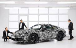 Viitoarea generație Porsche 911 va avea versiune cu propulsie hibridă