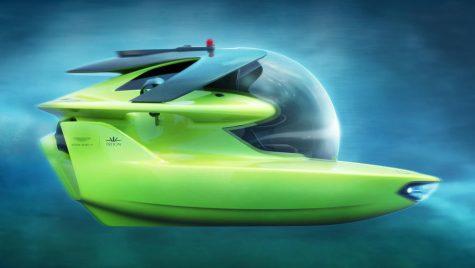 Project Neptune. Aston Martin construiește un submarin de lux