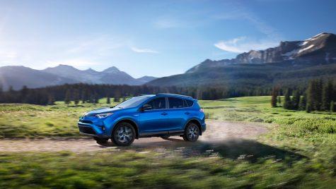 Toyota nu va mai vinde RAV4 diesel în Europa