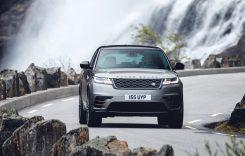 Range Rover Velar primește noi motoare și sisteme de asistență