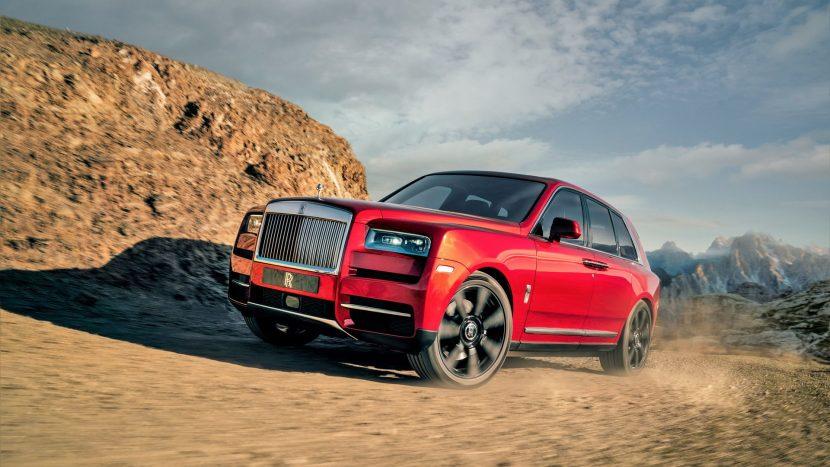 Rolls-Royce Cullinan Ce mașini de lux sunt înmatriculate în România