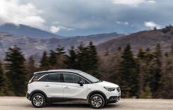 Opel Crossland X este vândut cu un nou motor diesel în România