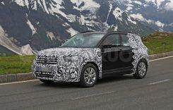 Cel mai mic SUV de la Volkswagen, T-Cross, va fi prezentat la Paris