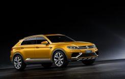 Volkswagen pregătește un Tiguan Coupe?