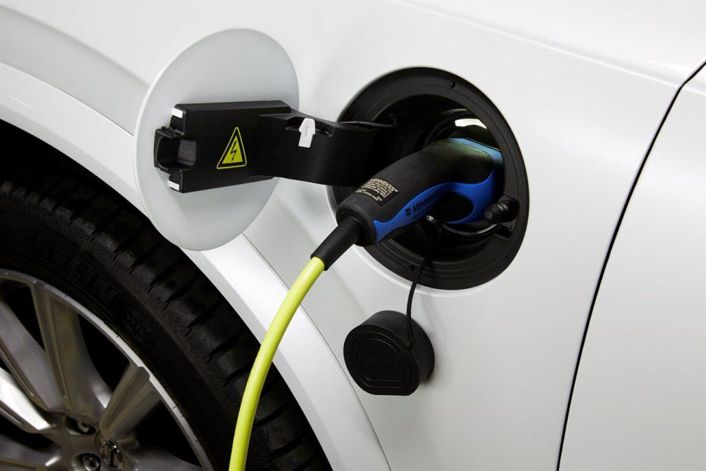 Volvo S60 plug in hybrid