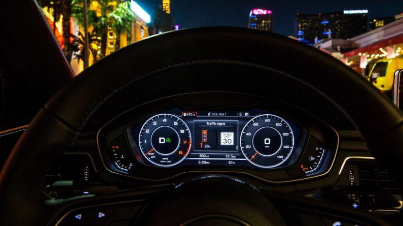Modele Audi semafoare SUA