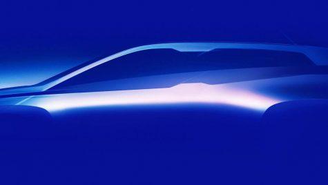 A apărut primul teaser pentru conceptul BMW iNEXT