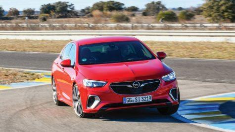 Opel reînvie GSi