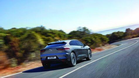 Drive test Jaguar i-Pace