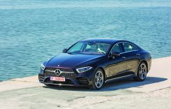 Test video Mercedes CLS 400 d 4Matic