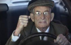 Proiect de lege – Amenzi mai mici pentru șoferii pensionari