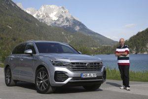 test drive VW Touareg Salzburg 2018 (18)