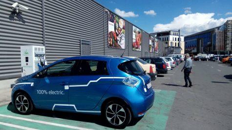 Kaufland România – cea mai întinsă rețea de stații electrice din România: 20 de stații din care 12 Fast Charge