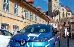 Renault va lansa serviciu de car-sharing cu mașini electrice la Paris