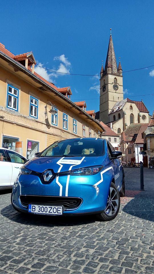tur Renault Zoe Bucuresti-Arad 20