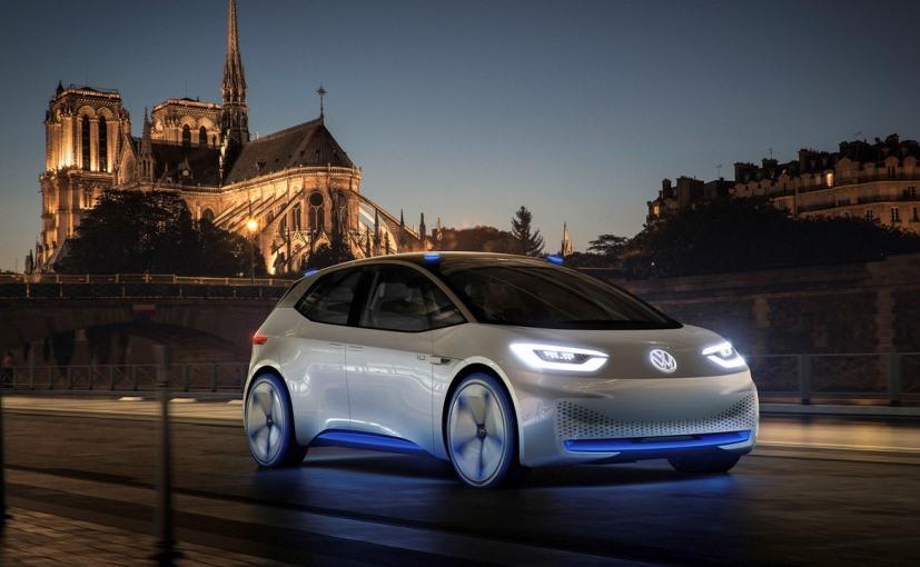 Volkswagen ID Salonul Auto de la Paris