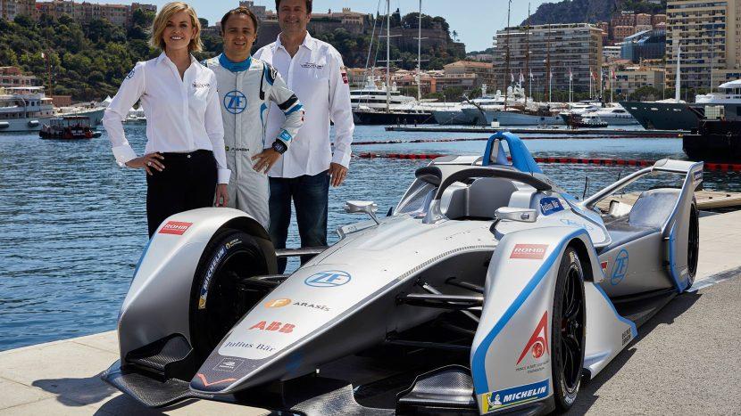 Susie Wolff Venturi Formula E
