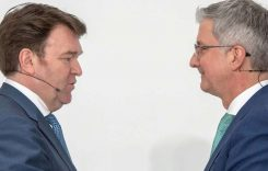 Abraham Schot este președinte interimar la Audi după arestarea lui Stadler