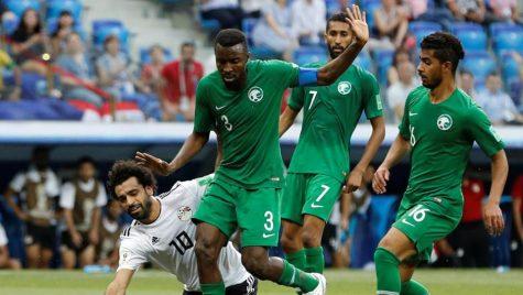 World Cup 2018- Meciul 34: Cronică Arabia Saudită-Egipt 2-1