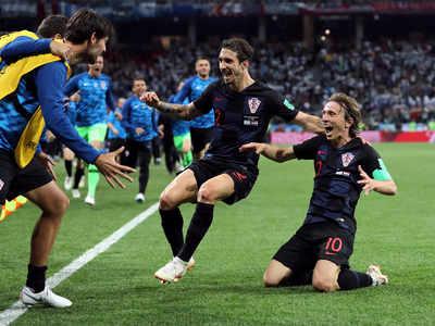 Argentina-Croația