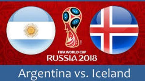 World Cup 2018- Meciul 6: Avancronică Argentina-Islanda