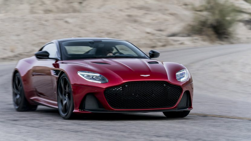 Aston Martin DBS Superleggera (9)