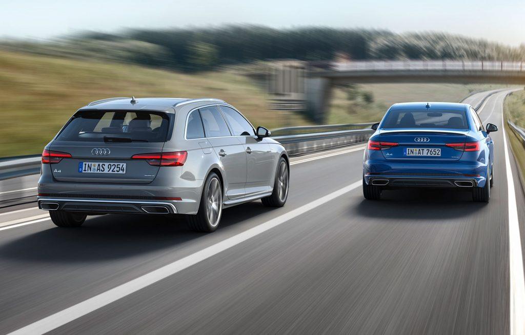 Audi A4 Sedan si Avant (16)