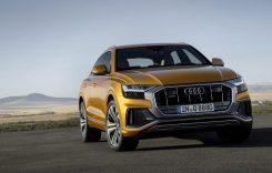 Audi Q8 – disponibil în România din luna octombrie