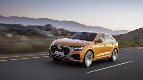 Așa arată noul Audi Q8 – Mașina potrivită la timpul SUV-urilor