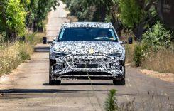 Audi e-tron quattro testează legal camerele video în loc de oglinzi
