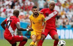World Cup 2018-Meciul 37: Cronică Australia-Peru 0-2
