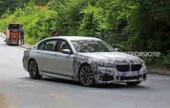 Viitorul BMW Seria 7 surprins în teste în versiune de top