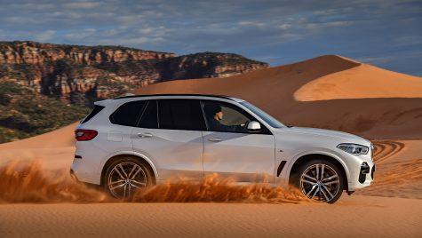 Prețuri BMW X5 – SUV-ul premium pornește de la…