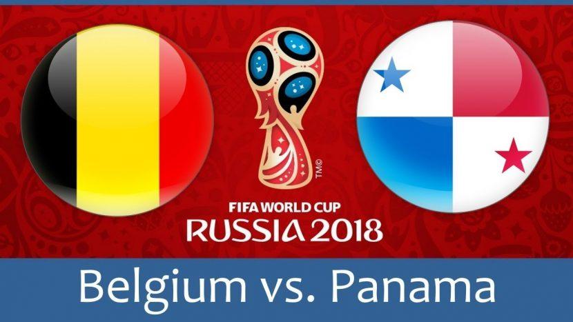 Belgia-Panama