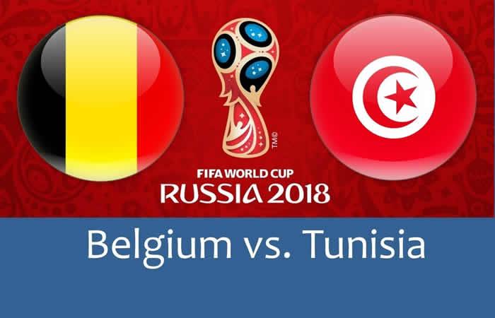 Belgia-Tunisia