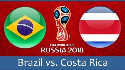 World Cup 2018- Meciul 24: Avancronică Brazilia-Costa Rica