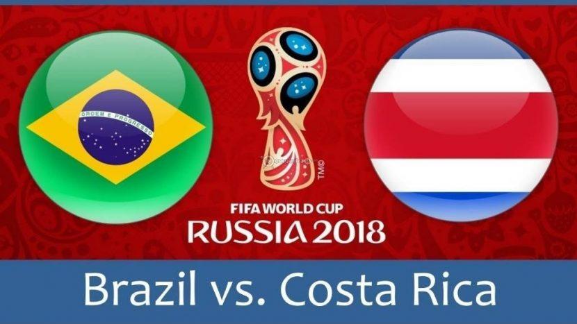 Brazilia-Costa Rica