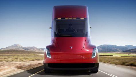 Camioanele Tesla au un mod Mad Max