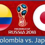 World Cup 2018- Meciul 15: Avancronică Columbia-Japonia