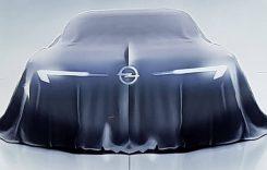Opel pregătește un concept misterios și motoare noi